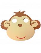 Affenmaske für Kinder