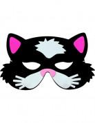 Katzenmaske für Kinder