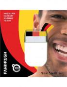 Deutschland Make-up Stick Fanartikel Schwarz-Rot-Gold 5,4g