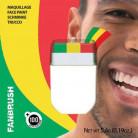 Jamaika Make-up Stick Fanartikel grün-gelb-rot 5,4g