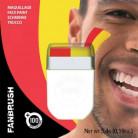Schmink-Stift Make-up Spanien rot-gelb 5,4g