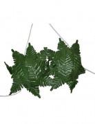 Blätter-TriangelBikini Dschungel grün