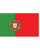 Flagge Portugal Fanartikel rot-grün-weiss-gelb 90cm x 150cm