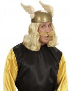 Gallier Schnurrbart Kostümzubehör blond