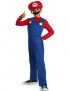 Mario™ Kinderkostüm Super Mario Videospiel rot-blau