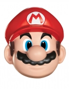 Super Mario Videospiel Maske Lizenzware rot-haut