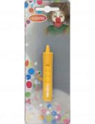 Schminkstift für Karneval gelb 2,3g