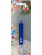 Schminkstift für Karneval blau 2,3g