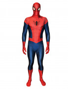 Marvel Amazing Spiderman 2 Morphsuit Lizenzware rot-blau