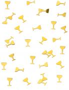 Champagner Konfetti gold 10g
