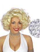 Collier Halskette für Damen silber