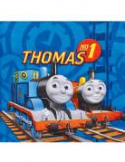 Thomas und seine Freunde-Servietten 20 Stück bunt 33cm