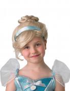 Cinderella-Perücke Disney-Lizenzperücke für Mädchen blond