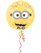 Aluminium Luftballon Lizenzartikel Minions gelb