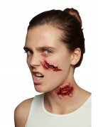 Blutsauger-Biss Horror-Wunde Make-up haut