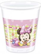 Set Becher Baby Minnie 20cl