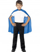 Cape für Kinder blau