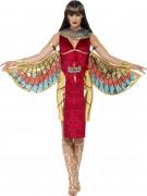 Elegante ägypterin Pharaonin Damenkostüm bunt