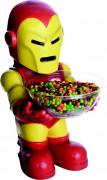 Iron Man Bonbonschalen-Halter Dekofigur Lizenzware rot-gelb 40cm