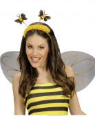 Haarreif Biene gelb-schwarz