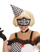 Eindrucksvolle Pierrot-Maske
