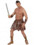 Gladiator Kostüm Römer M/L braun