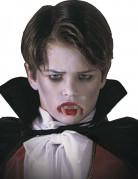Kinder-Vampirzähne Vampirgebiss weiss