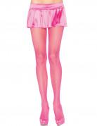 Damen-Netzstrumpfhosen rosa