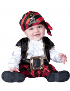 Klassisches Piraten-Babykostüm