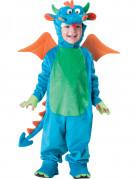 Kostüm Drache für Kinder bunt