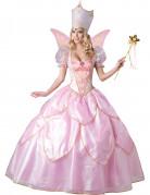Märchenhafte Fee Deluxe Damenkostüm rosa