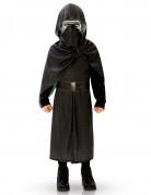 Kylo Ren Star Wars Deluxe Teenkostüm Lizenzware schwarz-silber