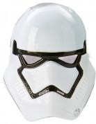 Star Wars Stormtrooper Maske für Kinder Lizenzware weiss-schwarz