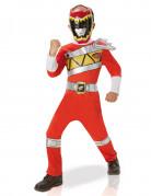 Power Rangers™ Lizenzkostüm für Kinder rot