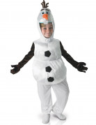 Disney Frozen Olaf Kinderkostüm Lizenzware weiss-schwarz-braun