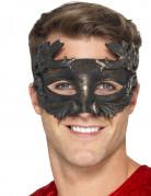 Römer Augenmaske Kostümaccessoire schwarz-goldpatina