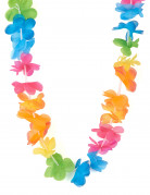 Hawaii Halskette Blumenkette bunt