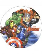 Avengers™ Tortenoblate Kuchendeko Lizenzware 20cm