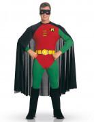 Robin-Kostüm aus Batman-Film für Erwachsene - grün-rot-schwarz