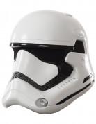 Stormtrooper™-Helm für Erwachsene Star Wars™-Lizenzartikel weiss-schwarz