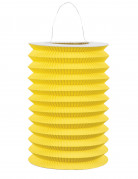 Lampion Papierlaterne gelb 15cm
