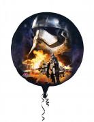 Alu-Luftballon rund Star Wars VII - Dunkle Seite der Macht Dekoration Lizenzartikel mehrfarbig 81 cm
