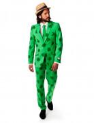 Opposuits Kostüm Mr. Glücksbringer in Grün