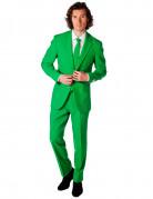 Mr. Green - Herrenanzug von Opposuits in Apfelgrün