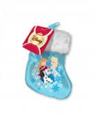 Disney™ Frozen - Die Eiskönigin™Weihnachtsstrumpf blau-bunt