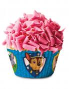 Muffin-Förmchen Paw Patrol™ Cupcake-Form 50 Stück blau-bunt