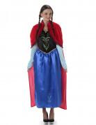 Kostüm Märchenprinzessin für Damen bunt