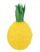Partyspiel Ananas Piñata gelb-grün