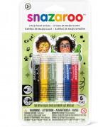 Schminkstifte Snazaroo Lizenzware für Kinder bunt 47,4g