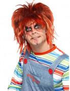 Mörderische Puppe Make-up Set für Halloween bunt
